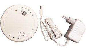 Elro/Smartwares RM400 Gasmelder mit Netzgerät